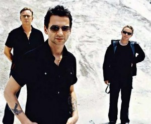 Members of Depeche Mode band music