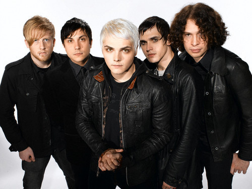mcr band photo music