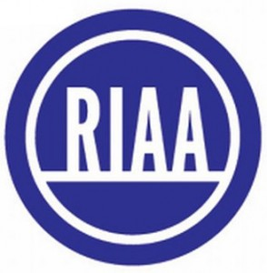 recording industry association of america music